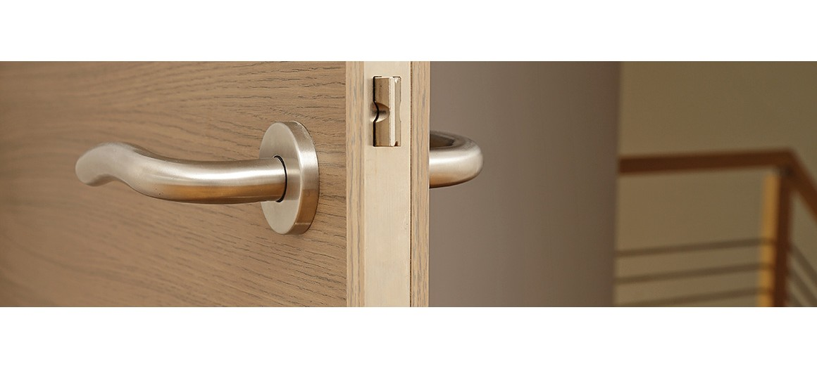 Your Single Source Solution for Doorsets and Ironmongery
