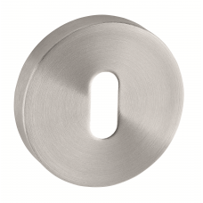 Stainless Steel Keyhole Escutcheon