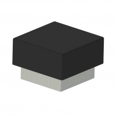 Square Rubber Floor Door Stop
