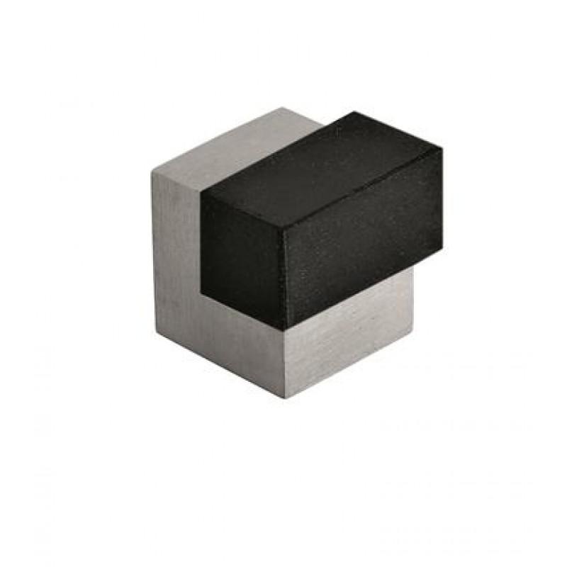 square floor door stop. Black Bedroom Furniture Sets. Home Design Ideas
