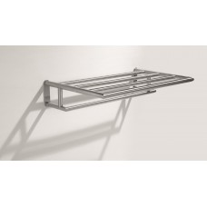 Angulo Stainless Steel Towel Holder