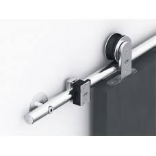 Complete Ten Round Sliding Door Kit for Timber Doors