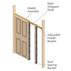 Concealed Sliding Door Gear
