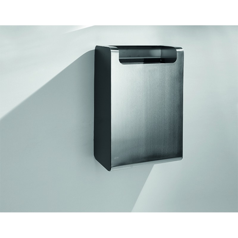 Stainless Steel Wall Mounted Waste Bin