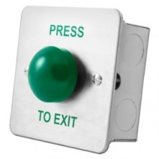 Green Dome Press to Exit Button