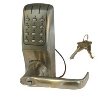 Battery Operated Combination Lock