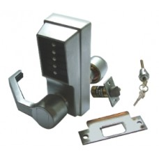 Digital Combination Lock with Lever Handle