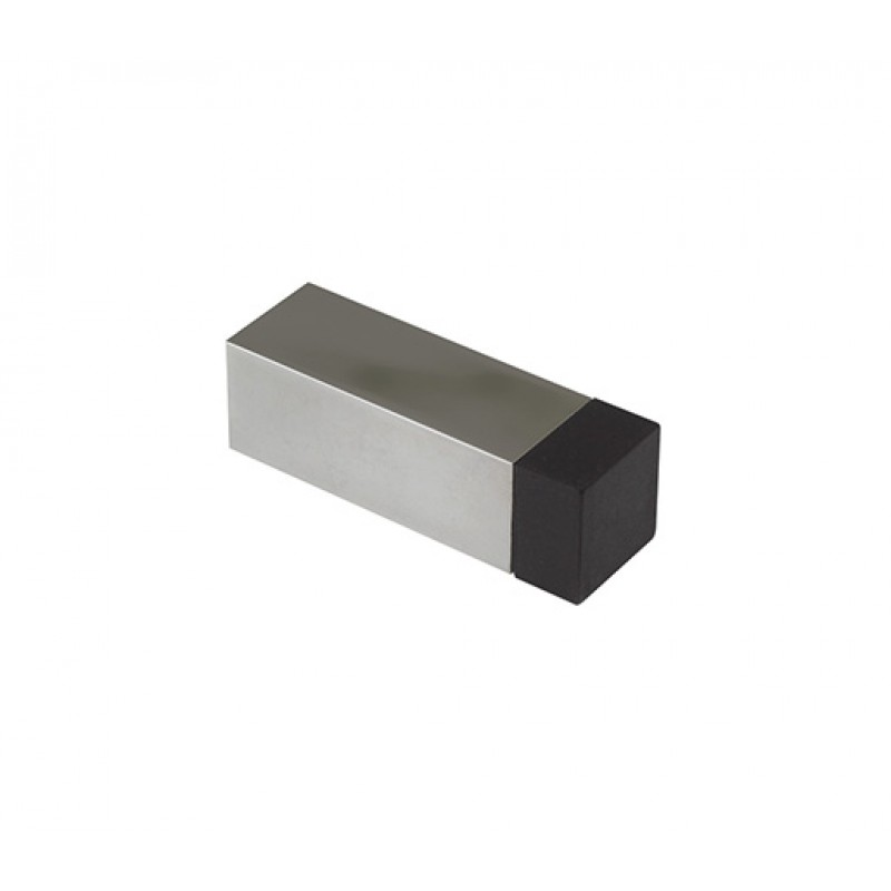 square wall mounted door stop. Black Bedroom Furniture Sets. Home Design Ideas