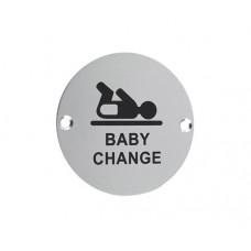 Baby Change Symbol SA