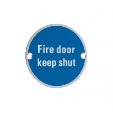 Fire Door Keep Shut SA