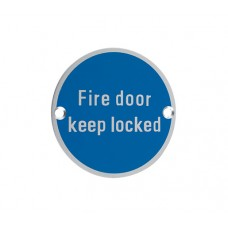 Fire Door Keep Locked SA