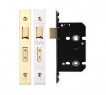 63mm Mortice Bathroom Lock