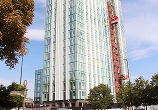 Dorplan help to makeover 'Ugliest building in London'