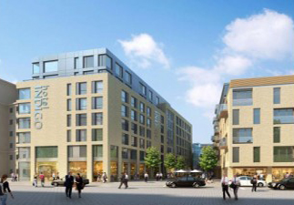 Dorplan awarded internal timber door contract for Hotel Indigo,