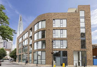 Final consignment of doorsets delivered for Lafone House, SE1