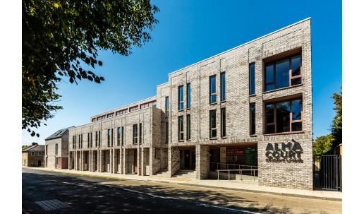 Alma Court, Canterbury