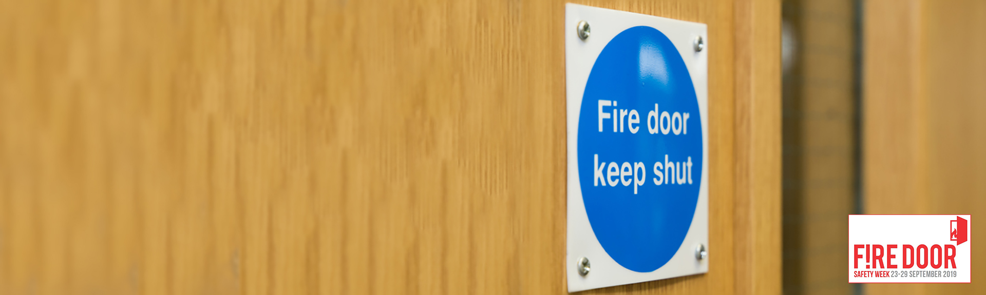Dorplan - Proud to Support Fire Door Safety Week