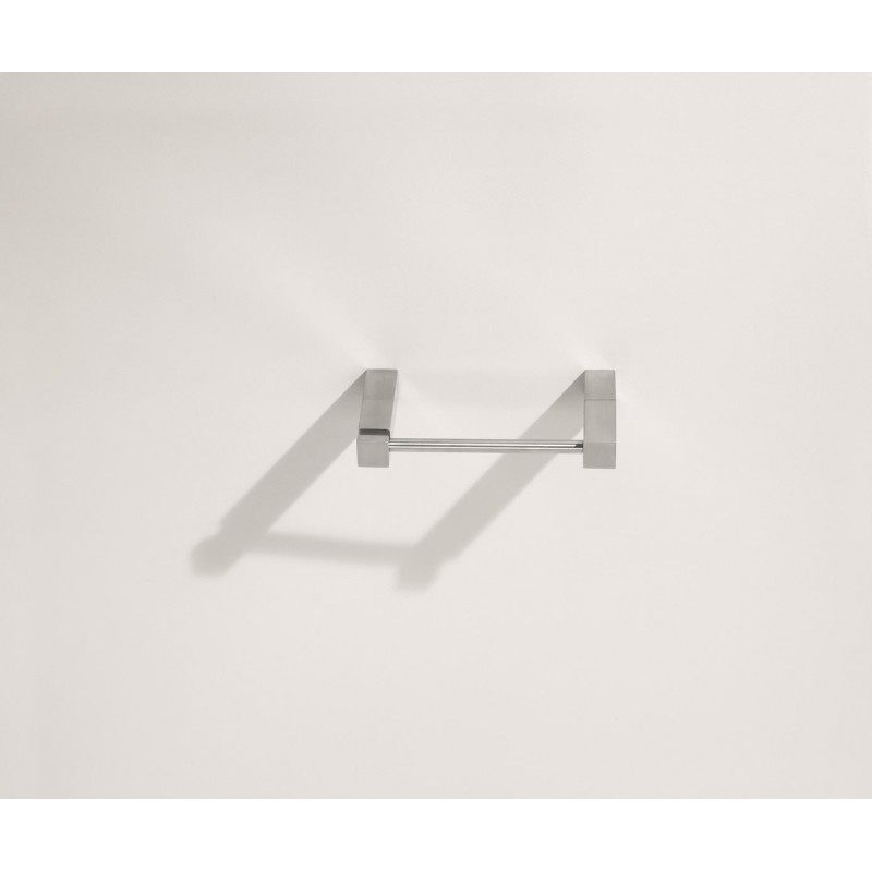 91032 - Stainless Steel Square Toilet Roll Holder