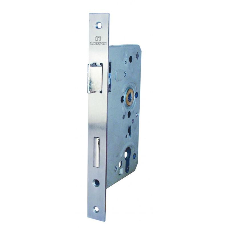 30102 - Euro Profile Mortice Sash Lock Case