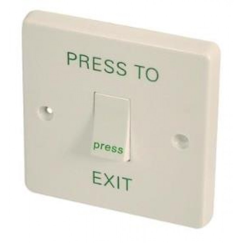 70231 - Low Traffic Press Exit Button