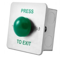 70233 - Green Dome Press to Exit Button