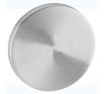 11507 - Stainless Steel Blank Escutcheon