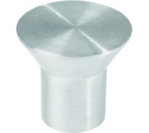 11811 - Stainless Steel Cupboard Knob 112