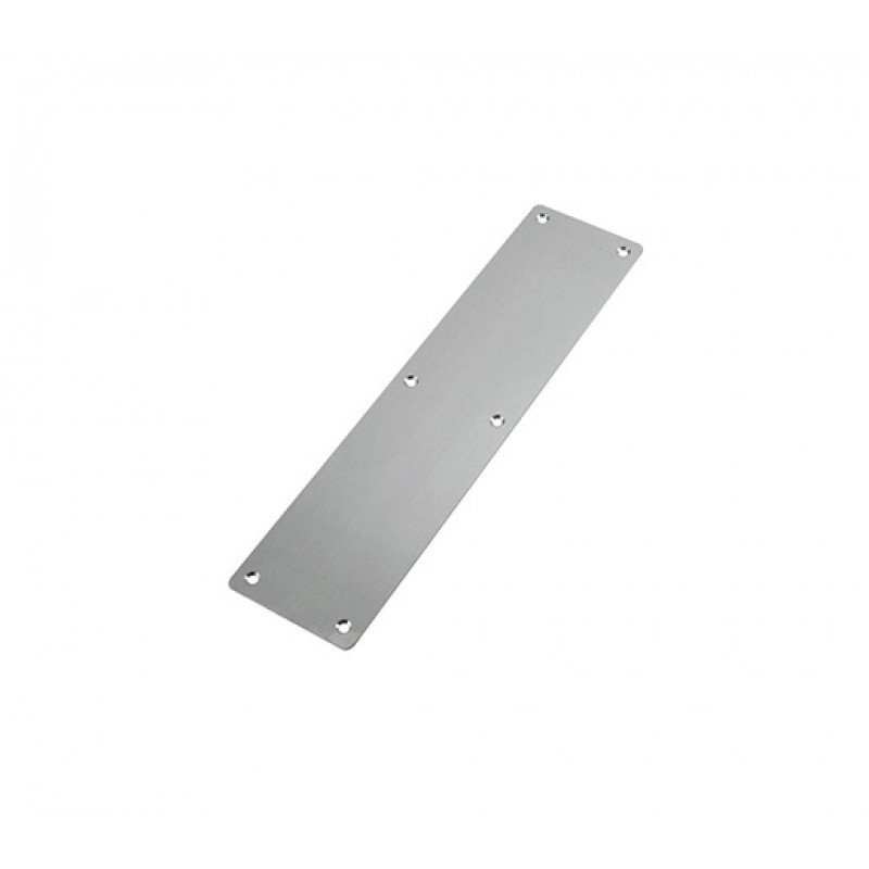 11590 - Stainless Steel Push Plates