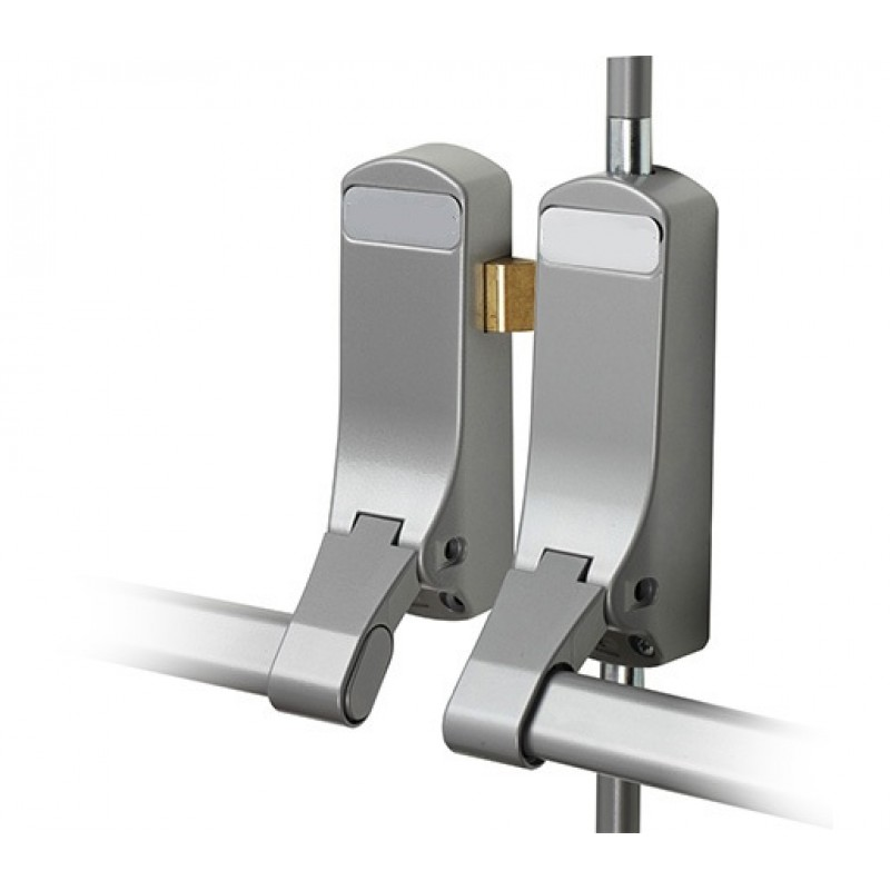 60250 - Double Rebated Door Panic Bolt Set