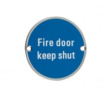 11640 - Fire Door Keep Shut