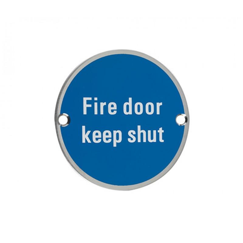 11640 - Fire Door Keep Shut