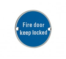 11641 - Fire Door Keep Locked