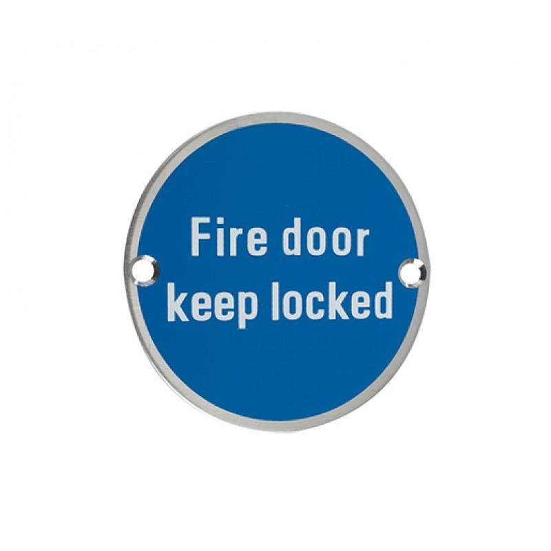 11641 - Fire Door Keep Locked