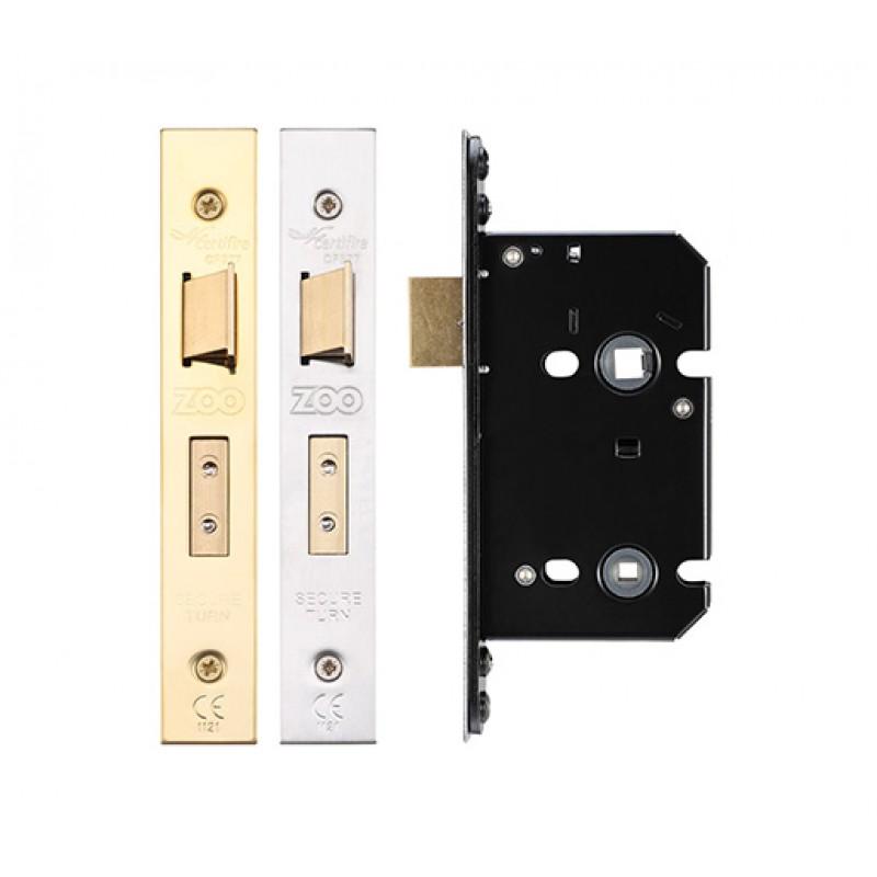 30168/1 - 63mm Mortice Bathroom Lock