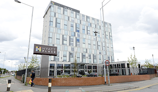 Hyatt Business Hotel, Heathrow